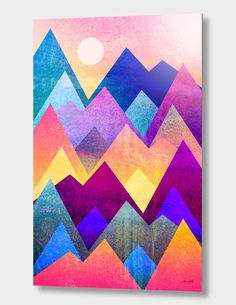"""A new day"", Numbered Edition Aluminum Print by Elisabeth Fredriksson - From $69.00 - Curioos"