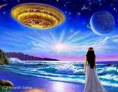 Nu de multe ori va simtiti ca intreg Pamantul pare un teritoriu strain pentru voi? Si asta pentru ca e posibil ca sufletul vostru sa nu isi aiba originea aici, ci pe o alta planeta din galaxia sau Universul acesta. Adica, s-ar putea sa aveti originea in alte stele, adica sunteti un suflet avansat, care…