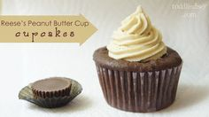 Todd & Lindsey: Reese's Peanut Butter Cup Cupcakes