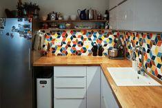 Kuchyňa Stupava - MMOSAICS Liquor Cabinet, Corner Desk, Retro, Storage, Kitchen, Furniture, Home Decor, Corner Table, Purse Storage