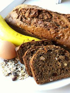 Ingrediënten 4 bananen 150 gram bruine suiker 1 tl kaneel 250 gram bloem 1 zakje…