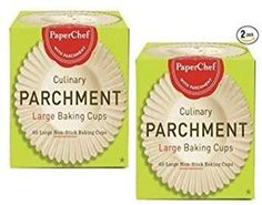 Standard Paper Cupcake Liners Baking Cups 60 ct Box by PaperChef OOO Vegan Blueberry Muffins, Blue Berry Muffins, Egg Muffins, Cornbread Muffins, Zucchini Muffins, Butternut Squash Muffins, Greek Yogurt Muffins, Salted Caramel Frosting, Sallys Baking Addiction
