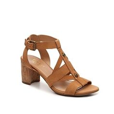 Franco Sarto Paloma Sandal.  Just bought these.  SO comfortable and cute.