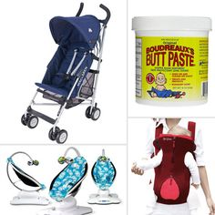 Must-Have Baby Gear ...  some of these I like, others I don't but it was a fun list to look through and I got a couple new ideas of products to try!
