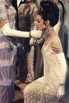 """Audrey Hepburn My Fair Lady 1964"""