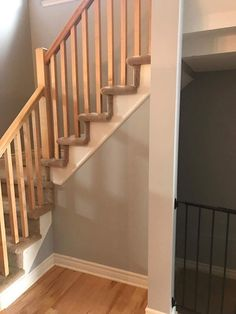 Exterior Paint, Interior And Exterior, Painting Gallery, Stairs, Home Decor, Ladders, Homemade Home Decor, Stairway, Staircases
