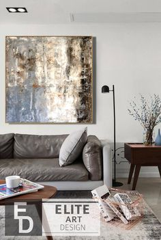 Oversize Abstract Painting On Canvas Beige Painting On Canvas Modern Painting Abstract Oil Painting On Canvas Wall Painting For Living Room Modern Painting, Minimalist Painting, Oil Painting Abstract, Acrylic Painting Canvas, Abstract Canvas, Wall Canvas, Diy Canvas, Wall Art, Bd Design