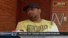 """Daniel Dávila, acusado de racismo en Bolivia: """"Hablé con el hígado"""" #Peru21"""