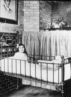 Victorian children's hospital
