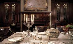 REGENCY WALNUT DINING ROOM