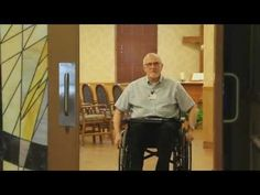 While on the road to recovery, George found a new calling at our center in New Hope, #Minnesota. #volunteer #therapy  | Good Samaritan Society
