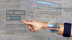 MYO, controllo di Mac e iPhone con i muscoli del braccio