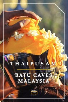 A photo story of Thaipusam at Batu Caves, Selangor, Malaysia, the largest Thaipusam festival outside of India. With plenty of photos & tips.
