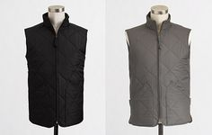 J. Crew Factory Vests
