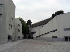 Porto School of Architecture, Porto, Portugal. (David G. Neguillo/Flickr)