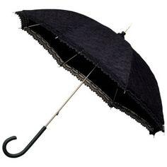 Elegante paraguas de encaje estilo victoriano,podrás utilizarlo tanto para la lluvia,o simplemente de parasol.78 cm de longitud,90 cm de diámetro.(doble capa:capa impermeable y la capa de encaje)