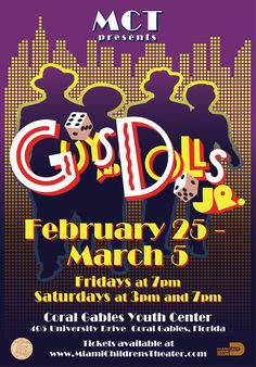 guys and dolls sign
