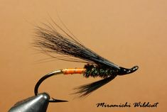Hairwing Atlantic Salmon Flies