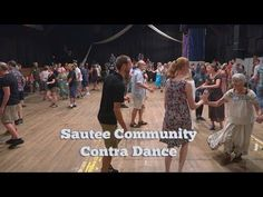 Contra Dancing Sautee - David Winston & Boom Chuck - I Wish They All Could Be California Twirls - YouTube Contra Dancing, Wish, David, California, Youtube, Youtubers, Youtube Movies