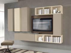 Modern Wall Units italian wall unit vv 3901 - $2,985.00 … | pinteres…