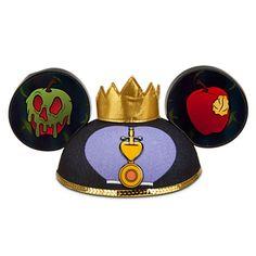 Disney Hat - Ears Hat - Evil Queen - Snow White