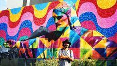 Resultado de imagem para grafite de rua