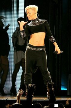 P!nk ♡ what an amazing body!