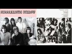 Jefferson Airplane - Surrealistic Pillow [Full Album] - Click image to find more hot Pinterest videos