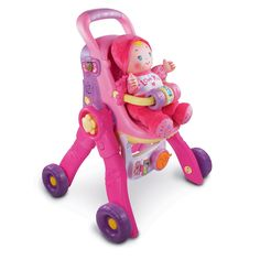 VTech Baby Amaze Care   Learn Stroller (Frustration Free Packaging) - Most  Wanted Christmas Toys aa06c7f82dfb8