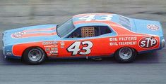 1973 dodge charger richard petty - Google Search
