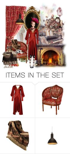 """Young Victorian Life"" by julidrops ❤ liked on Polyvore featuring art"