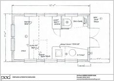 I will use the plan for this 12-vardo just change the bed area a bit.