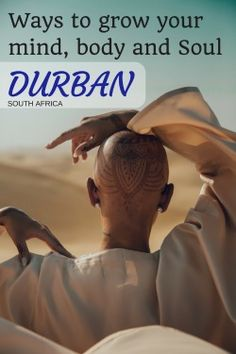 Want togrow you mind, body and soul around Durban, KwaZulu-Natal, South Africa? It's important to maintain a healthy balance between all these factors by nurturing your whole self, including your physical, mental, emotional, and spiritual needs. #durban #southafrica #spiritual #mindbodysoul #travel