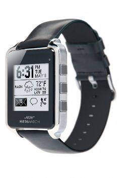 Black Bluetooth 4.0 Development System Watch