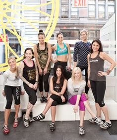 10 Minute Workout from @refinery29! Love it.