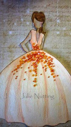 Julie Nutting Designs: The Red Carpet