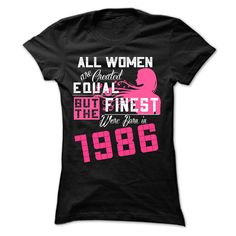 XMAS - WOMEN WERE BORN IN 1986