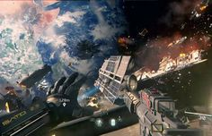 Infinite Warfare - Infinity Ward Share Video on Vehicles, Weapons, and More