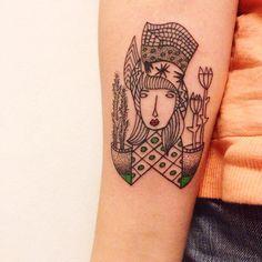 tattoo acidum de Tereza Dequinta