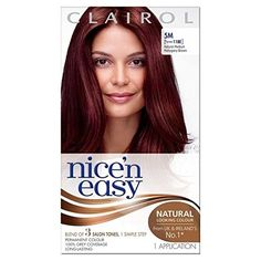 Nice n Easy Hair Dye Medium Mahogany Brown 5M PACK OF 6 *** Find out more about the great product at the image link.