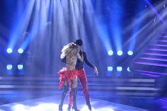 María Grazia y su soñador deslumbraron en la pista de baile de #ElGranShow