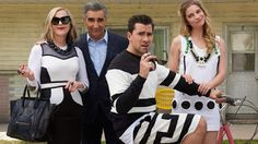 DVR Slave: It's Schitt's Creek day...for some of us!