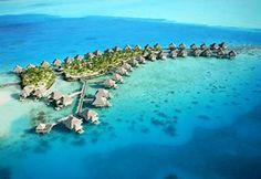 Hotel Hilton Bora Bora Nui Resort and Spa en Bora Bora, Polinesia
