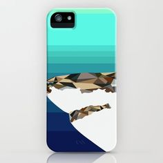Pin for Later: 35 Gifts For the Guy Who Basically Has Everything If He's a Shark-Week Fanatic Shark Tooth Phone Case ($35)