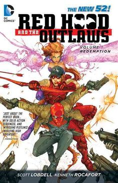No sooner has Batman's former sidekick, Jason Todd, put his past as the Red Hood behind him than he finds himself cornered by a pair of modern day outlaws: Green Arrow's rejected sidekick Arsenal, the