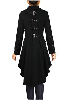 Punk Gothic Jacket Standard Size $69.95 Plus Size $79.95 Save 37% Coupon Code: AMBER37 http://www.chicstar.com/storefront/listproducts.aspx?id=13437