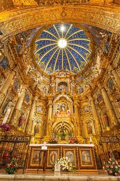 *Iglesia y Monasterio de San Francisco, Quito, Ecuador, Quito, Ecuador.: