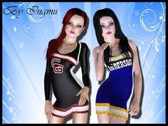 ingmu's Varsity Uniform