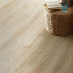 Polyflor Colonia New England Elm 4433 Vinyl Flooring Vinyl Flooring, Flooring Ideas, White Oak, Tile Design, Types Of Wood, New England, New Homes, Contemporary, House Ideas