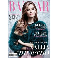 Harper's Bazaar Argentina July 2016 Cover ❤ liked on Polyvore featuring magazine and magazine cover